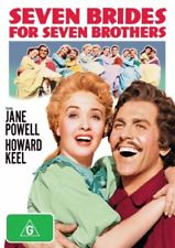 HOWARD KEEL - SEVEN BRIDES FOR SEVEN BROTHERS - Video Used DVD