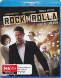 GERARD BUTLER - ROCK N ROLLA - Video Used BluRay