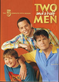 MOVIE DVD - TWO & HALF MEN SEASON 5