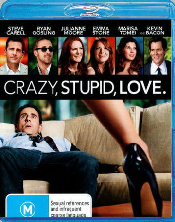 CARELL, STEVE - CRAZY, STUPID, LOVE (Used BluRay)
