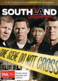 MICHAEL CUDLITZ - SOUTHLAND - COMPLETE SEAON 4 - Video Used DVD