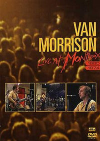 VAN MORRISON - LIVE AT MONTREUX 1974/1980 - Video Used DVD