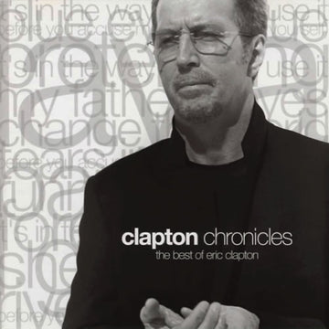 ERIC CLAPTON - CLAPTON CHRONICLES: THE BEST OF - CD Used
