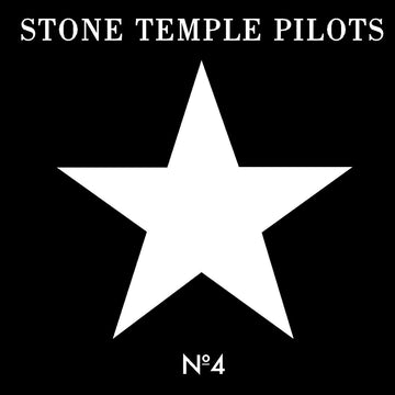 STONE TEMPLE PILOTS - NO. 4 (Vinyl LP)