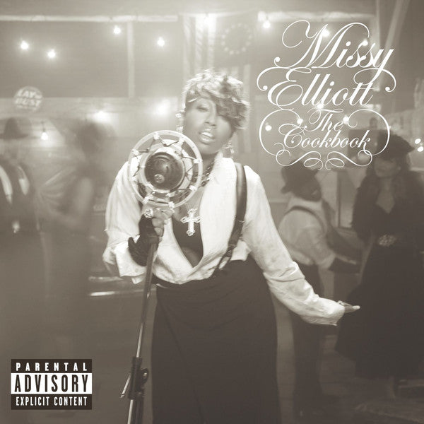MISSY ELLIOTT - COOKBOOK, THE