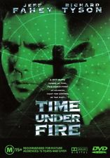 JEFF FAHEY - TIME UNDER FIRE