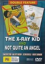 MOVIE DVD - X-RAY KID / NOT QUITE AN ANGEL