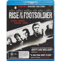 RICCI HARNETT - RISE OF THE FOOTSOLDIER