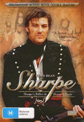 SEAN BEAN - SHARPE - DOUBLE PACK (WITH SHARPE'S RIFLES & SHARPE'S EAGLE) - Video Used DVD