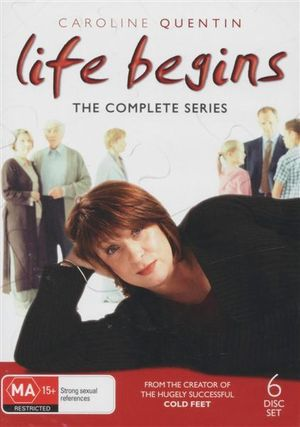 CAROLINE QUENTIN - LIFE BEGINS - COMPLETE SERIES THE - Video Used DVD