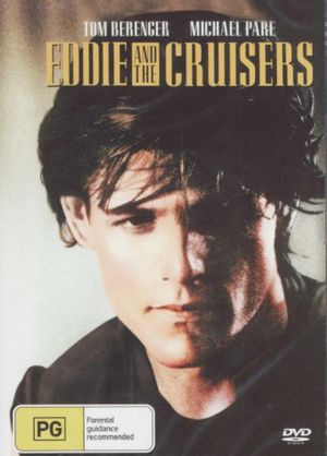 EDDIE & THE CRUISERS - EDDIE & THE CRUISERS - Video DVD