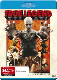 WENZHUO ZHAO - TRUE LEGEND - Video Used BluRay