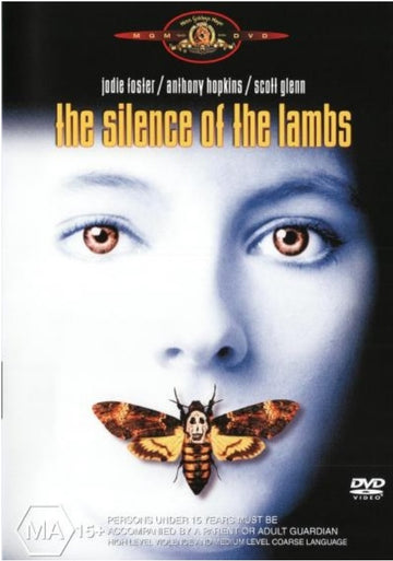 ANTHONY HOPKINS - SILENCE OF THE LAMBS [EX RENTAL]