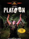 CHARLIE SHEEN - PLATOON - Video Used DVD