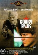 WILLIAM HURT - GORKY PARK - [EX RENTAL] - Video X Rental DVD