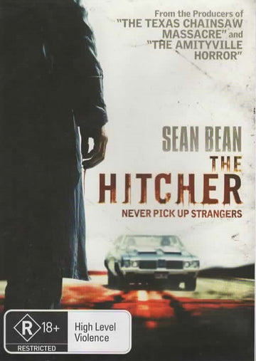 SEAN BEAN - HITCHER (2007) [EX RENTAL] - Video X Rental DVD