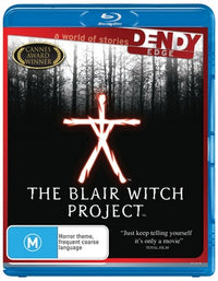 HEATHER DONAHUE - BLAIR WITCH PROJECT, THE - Video Used BluRay