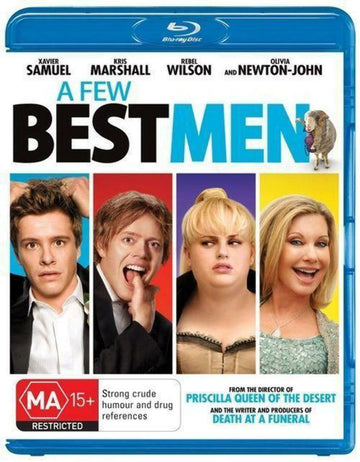 REBEL WILSON - FEW BEST MEN, A - Video Used BluRay