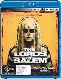 SHERI MOON ZOMBIE - LORDS OF SALEM, THE - Video Used BluRay