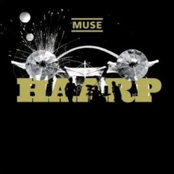 MUSE - HAARP - CD Used