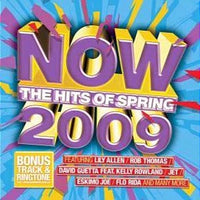 VARIOUS - NOW: HITS OF SPRING 2009