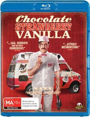 GLENN MAYNARD - CHOCOLATE STRAWBERRY VANILLA - Video Used BluRay