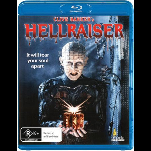 ANDREW ROBINSON - HELLRAISER - Video Used BluRay