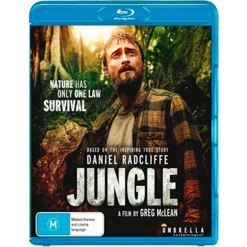 DANIEL RADCLIFFE - JUNGLE - Video Used BluRay