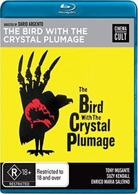 BIRD WITH THE CRYSTAL PLUMAGE - BIRD WITH THE CRYSTAL PLUMAGE