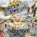 Green Day - Woodstock 1994 Live [LP] (first time on vinyl, four color board sleeve, limited to 7500, indie exclusive) RSD 2019