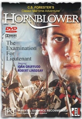 IOAN GRUFFUDD - HORNBLOWER - VOL. 2 - EXAMINATION FOR LIEUTENANT - Video Used DVD