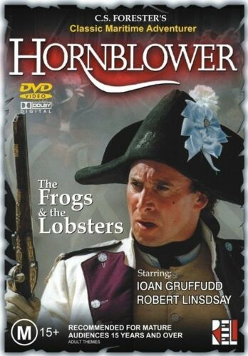 IOAN GRUFFUDD - HORNBLOWER - VOL. 4 - FROGS AND LOBSTER - Video Used DVD