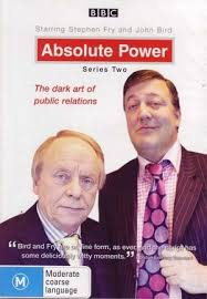 STEPHEN FRY - ABSOLUTE POWER - SERIES 2 - Video Used DVD