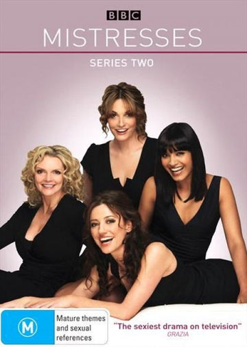 MOVIE DVD - MISTRESSES SERIES TWO - Video Used DVD