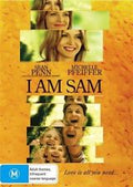 SEAN PENN - I AM SAM - Video Used DVD