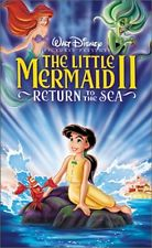 WALT DISNEY - LITTLE MERMAID II : RETURN TO THE SEA - Video Used