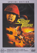 MOVIE DVD - STARSHIP TROOPERS (Used DVD)