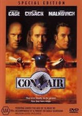 NICHOLAS CAGE - CON AIR - Video Used DVD
