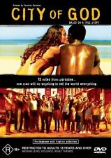ALEXANDRE RODRIGUES - CITY OF GOD - Video Used DVD