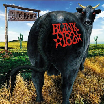 BLINK 182 - DUDE RANCH (Vinyl LP)