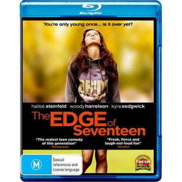 HAILEE STEINFELD - EDGE OF SEVENTEEN, THE - Video Used BluRay