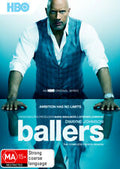 DWAYNE JOHNSON - BALLERS : COMPLETE FOURTH SEASON - Video Used DVD