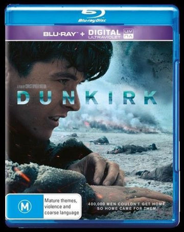 FIONN WHITEHEAD - DUNKIRK - Video Used BluRay