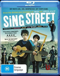FERDIA WALSH-PEELO - SING STREET - Video Used BluRay