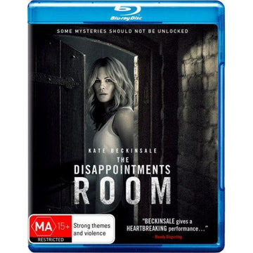 KATE BECKINSALE - DISAPPOINTMENTS ROOM, THE - Video Used BluRay