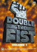 movie dvd - DOUBLE THE FIST - VOL. 1 - Video Used DVD