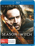 NICOLAS CAGE - SEASON OF THE WITCH - Video Used BluRay