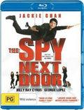 JACKIE CHAN - SPY NEXT DOOR, THE - Video Used BluRay