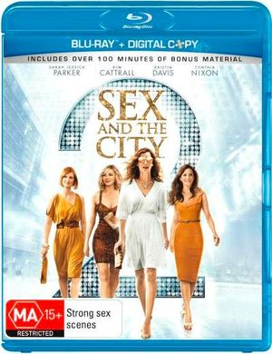 SARAH JESSICA PARKER - SEX AND THE CITY - 2 - Video Used BluRay
