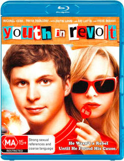 MICHAEL CERA - YOUTH IN REVOLT - Video Used BluRay